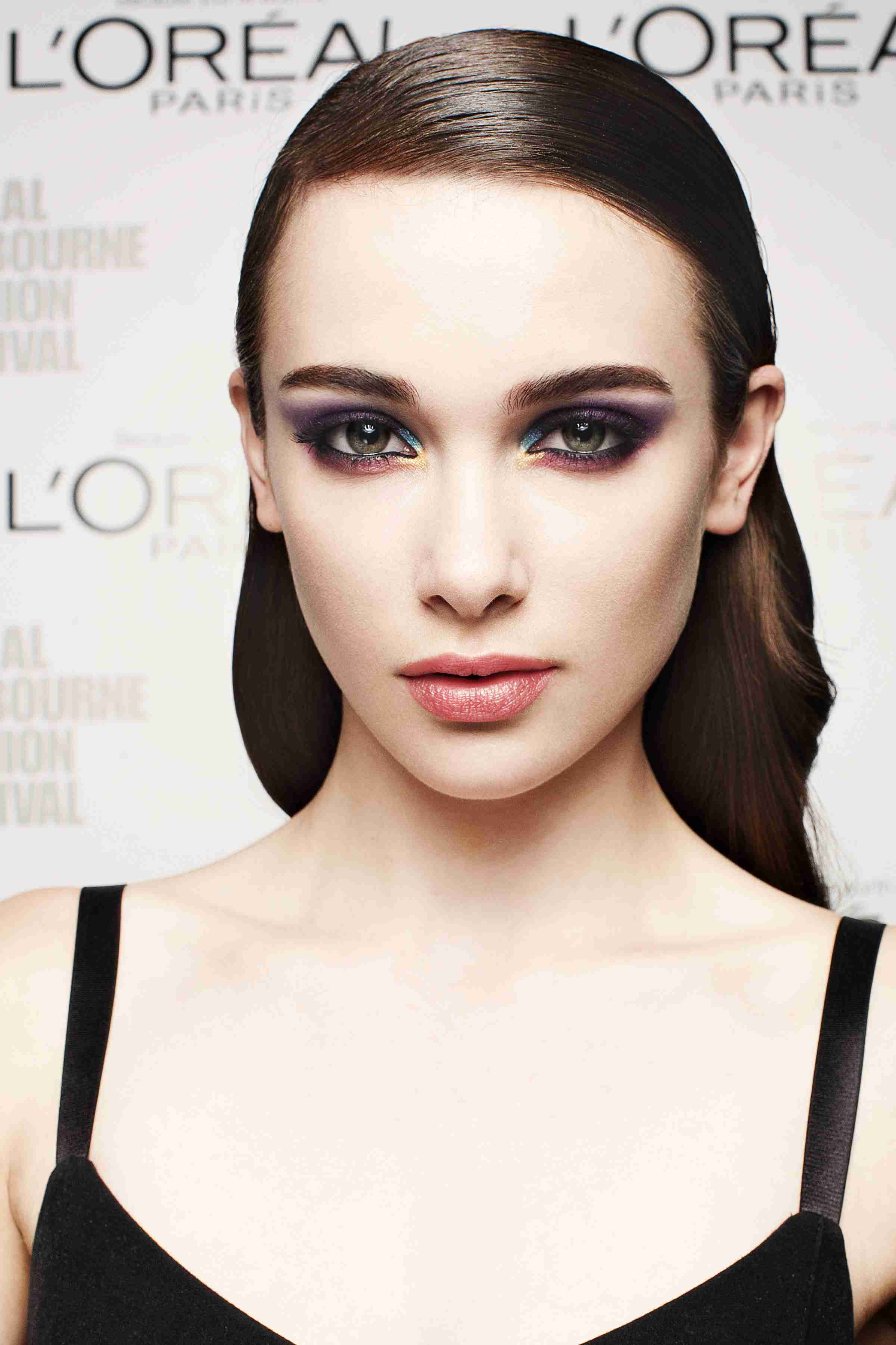 LMFF 2013: THE BEAUTY LOOK FROM RUNWAY 02 | olivialouise